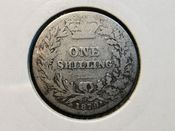 Victoria, Silver (.925), Young Head One Shilling 1879, Fair, AD304